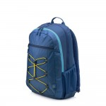 "Τσάντα Laptop 15.6"" HP Active Backpack Blue/Yellow (1LU24AA)"