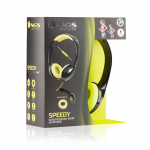 HEADPHONE IPX4 SPORT NGS [SPEEDY] MIC INCLUDED