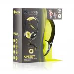 HEADPHONE IPX4 SPORT NGS [SPEEDY] MIC INCLUDED