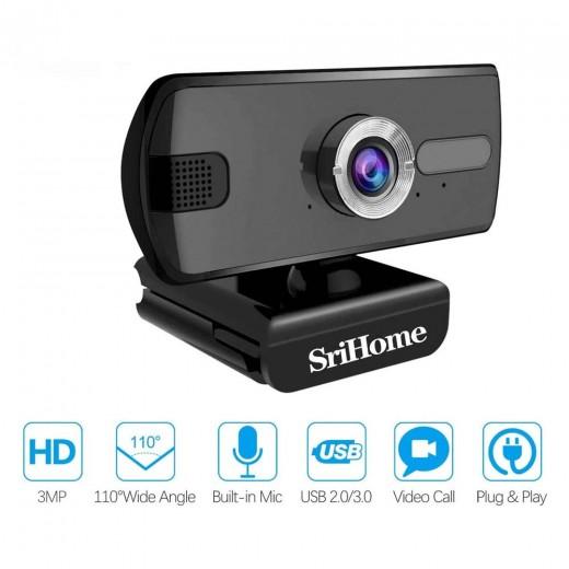 SriHome WebCam FullHD (1080p)
