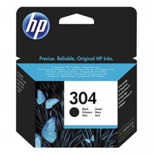 HP μελάνι inkjet 304 black