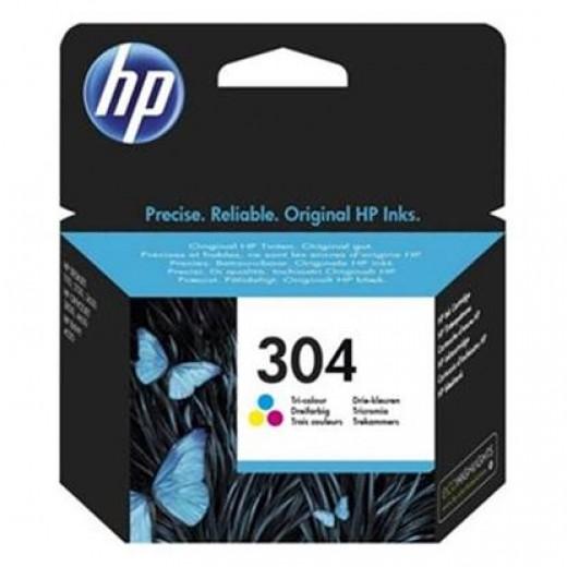 HP μελάνι inkjet 304 colour