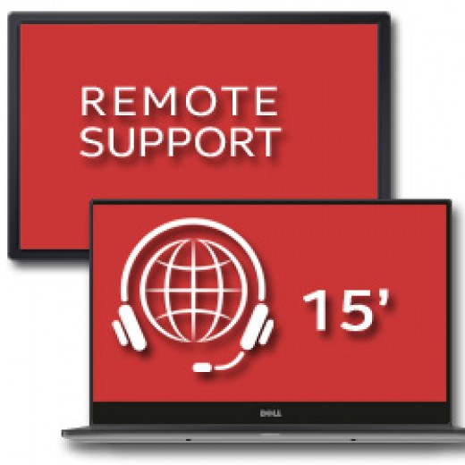 Remote Support 15'