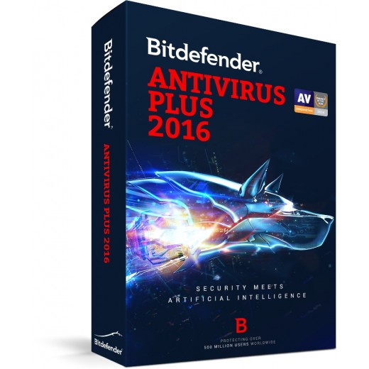 BITDEFENDER INTERNET SECURITY 2016 3PC 1 Mobile Security 1 Year